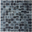 Mosaic tiles glass shower bath painting-fatum