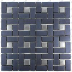 Mosaic bathroom shower 1sqm FARGO