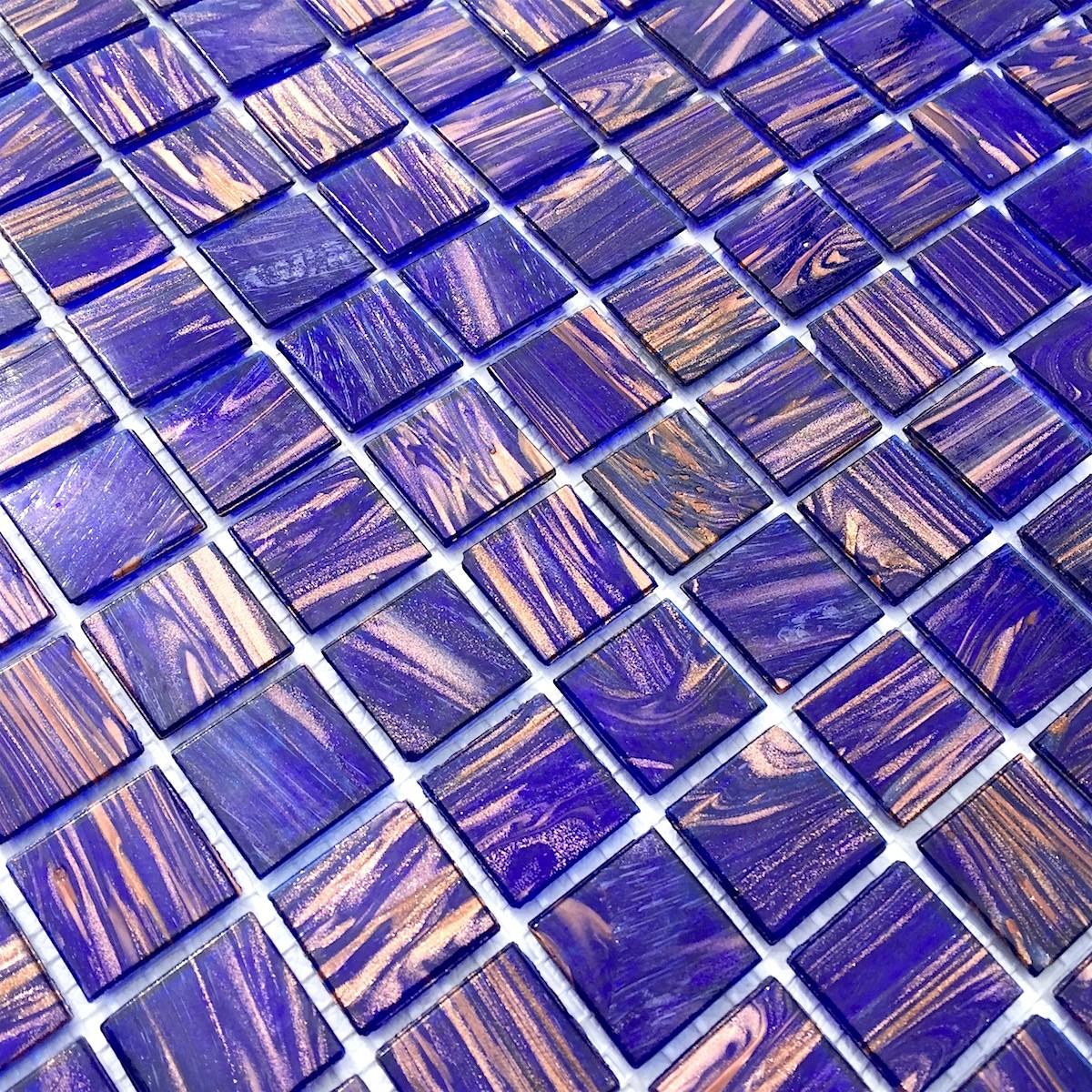 mosaique pate de verre pas cher 1m-vitroviolet - carrelage-mosaique
