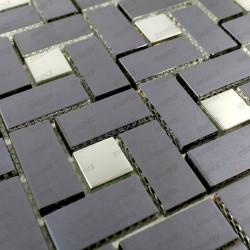 muestra mosaico vidrio para ducha JUHLI