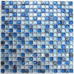 Mosaic bathroom wall and floor Dimas