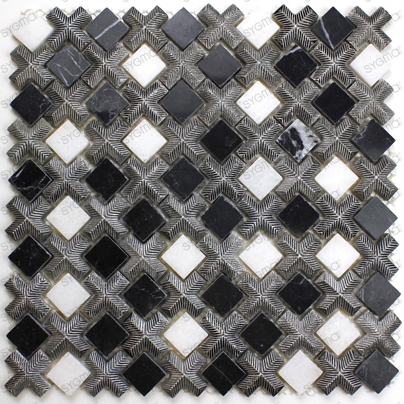 Mosaic marble and stone mp loukas carrelage mosaique for Carrelage stone