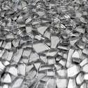 muestra mosaico vidrio ducha muro suelo cocina modelo lux rouge