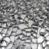 echantillon mosaique verre sol de douche lux rouge