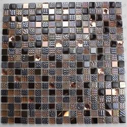 Mosaique En Verre Pour Douche Et Salle De Bain Mv Inesse
