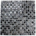 Mosaic bathroom wall and floor Osana