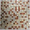 Mosaico de vidrio y piedra para cuarto de baño Otika