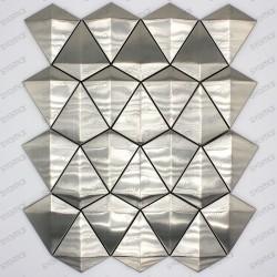 mosaico azulejo aluminio muro cocina ducha y baño Arrow