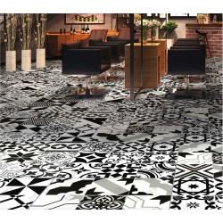 Patchwork carreaux ciment imitation modele Zeal