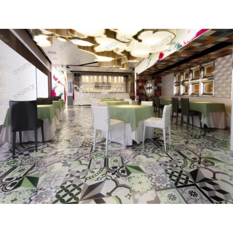 mosaico hidraulico 1m modelo bess-vert