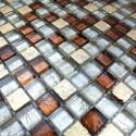 Mosaic tile bathroom wall and floor mvp-siam 1sqm