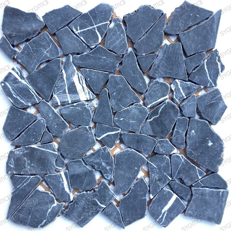 Pebble stone special soil SYGMA grey