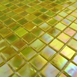Mosaic glass tile RAINBOW orpin 1sqm