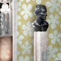 mosaïque pate de verre 3,77 m2 motif art ononis ambre