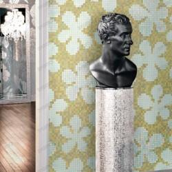 Mosaic glass paste 3.77 m2 grounds art ononis amber