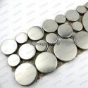 borer stainless stell mosaic 1pc Loop Inox