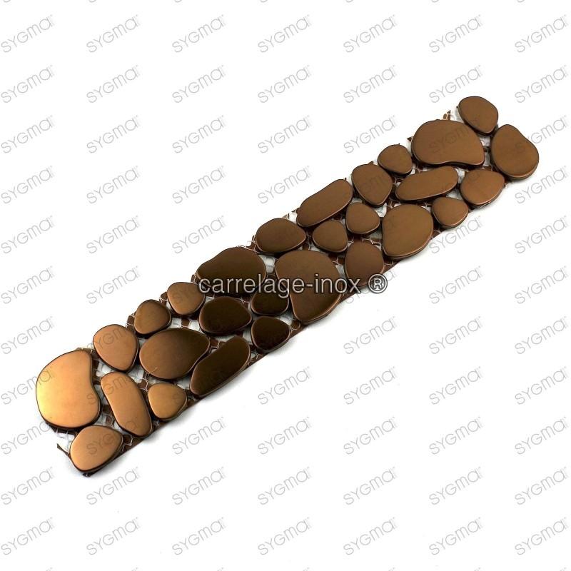 Listelo acero galet inox 1pc Loop inox