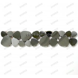 borer stainless stell mosaic 1pc Galet Jap
