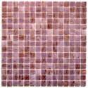 Mosaico pasta de vidrio ducha banos vitro rose 1m2