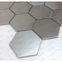 Aluminium and glass mosaic kitchen and bathroom lorko