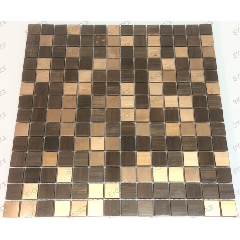mosaico ducha acero cocina baño cm-Soul