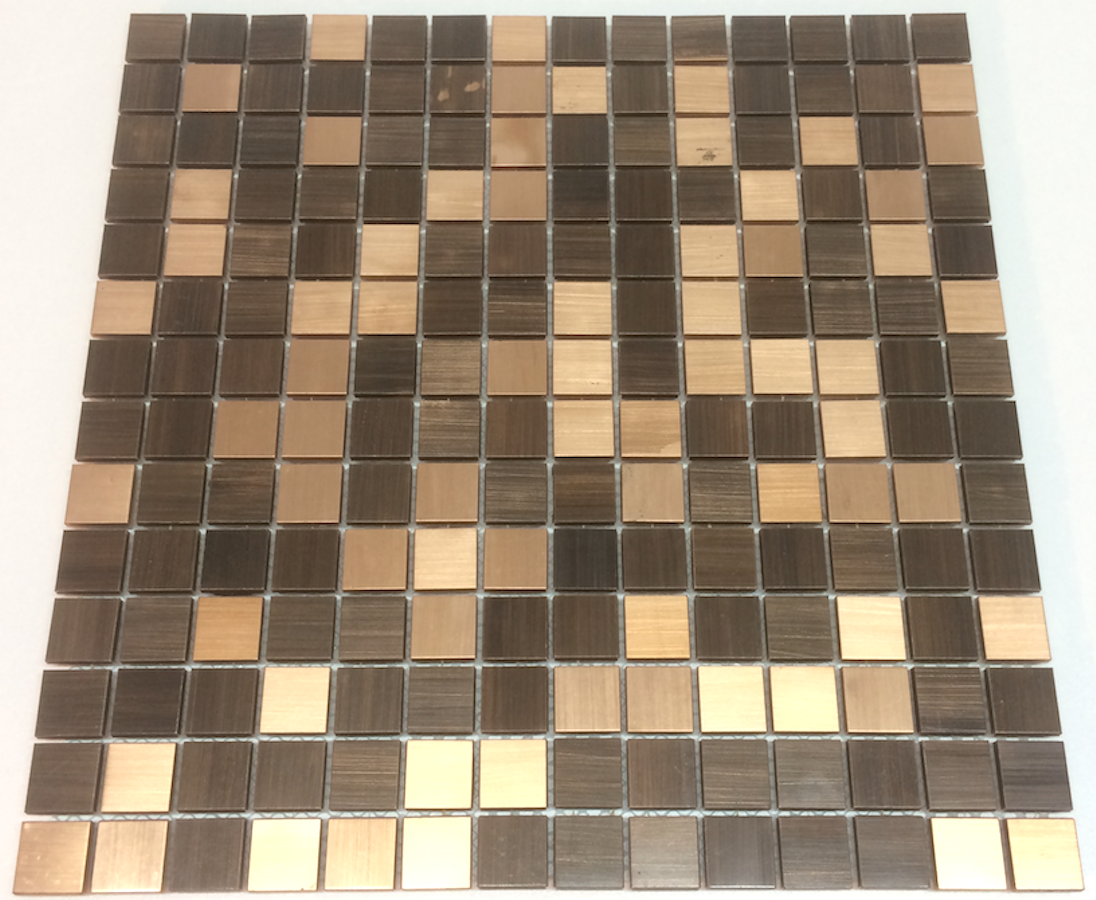 mosaico ducha acero cocina baño cm-Soul - carrelage-mosaique