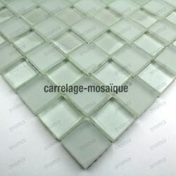 Mosaique verre salle de bain et douche kera23 1m2