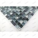Mosaico de virio y piedra cocina ducha bano mezzo 1m2
