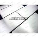 Mosaico de acero inxidable para cocina y ducha Brick 150