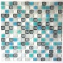 sample of glass mosaic for italian shower bathroom Crystal Holly