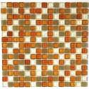 Mosaique de verre douche italienne crystal icon echantillon