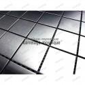 Mosaico de acero para ducha y cocina regular 48 muestra