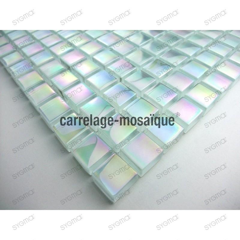 Mosaique salle de bain et douche murano 15 echantillon