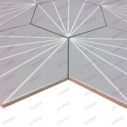 Cement tiles 1sqm patchwork Fyler