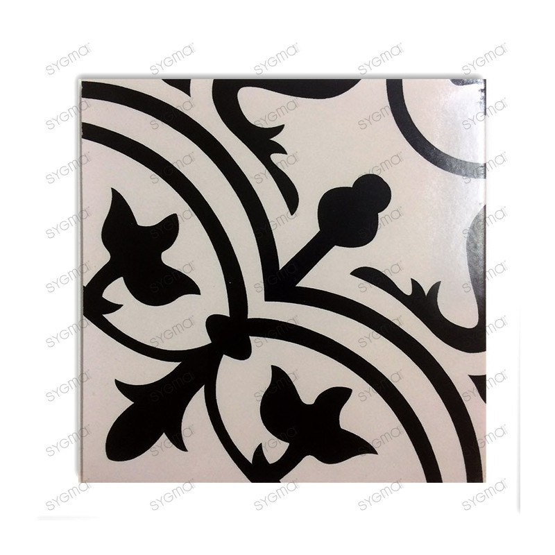 Carreaux ciment imitation carrelage decoration Lily