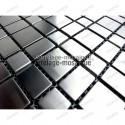 Mosaico de acero inoxidable ducha italiana muestro mosaico compo