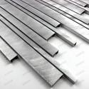 Aluminium sheet mosaic splashback kitchen Sample phantom