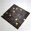 Mosaique douche italienne goldline vogue ech
