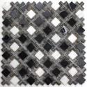 Stone mosaic shower bathroom sample Loukas