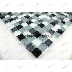 echantillon verre