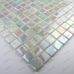 Mosaico pasta de vidrio de cocina