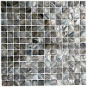 Suelo ducha en mosaico de madreperla muestra