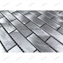 Cocina y ducha mosaico de Aluminio muestra