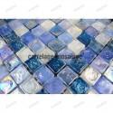 Echantillon Verre Zenith Bleu