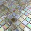 echantillon pate de verre