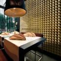 3D tile steel tiles metal model RAMSES OR