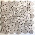 galets de marbre carrelage sol et mur mp-neferti