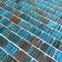 malla azulejo mosaico baño azul ducha pdv-kameko