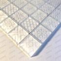 white glass tile mosaic kitchne and bathroom wall mv-oskar