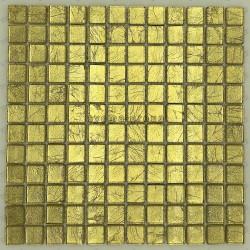 Mosaico de vidrio para ducha y cuarto bano y cocina hedra-or
